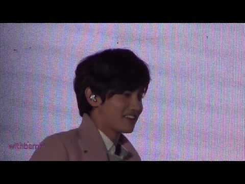 1301019 SNTOWN Beijing Changmin Just The Way U Are with Kyuhyun&Taemin