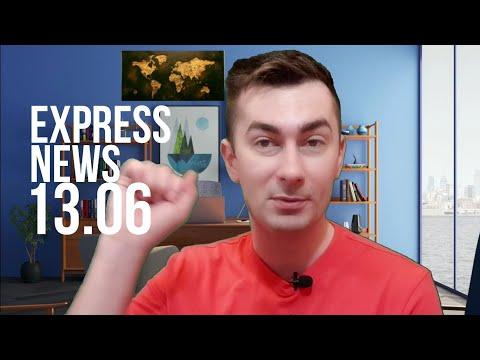 Экспресс-новости 13.06.2020: все самое важное и интересное - об этом должен знать каждый