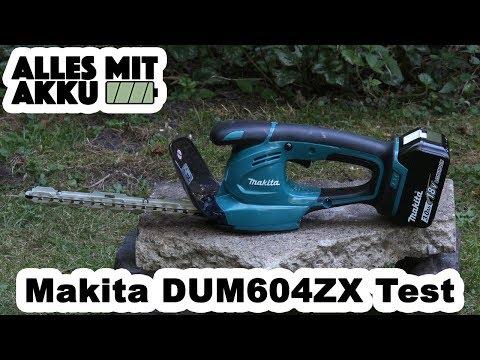 MAKITA DUM604Z Akku Grasschere 18 Volt