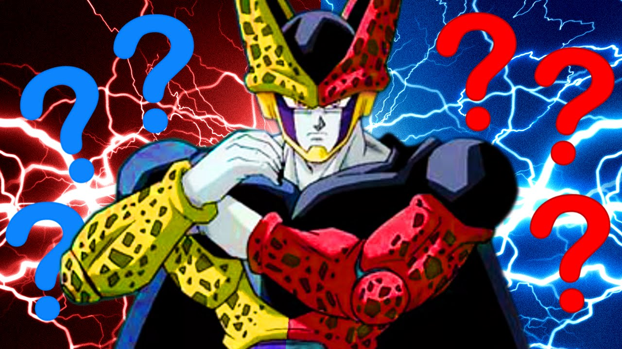 Can cell become a super saiyan god or have a golden form dragon ball nation q a 62 youtube - Super cell dbz ...