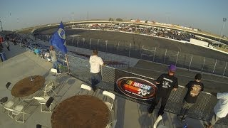 Kern County Raceway  NASCAR West Series October 2013