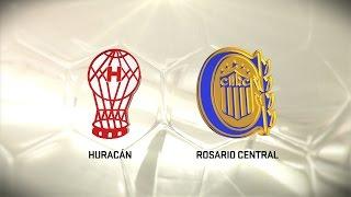 Huracan vs Rosario Central full match