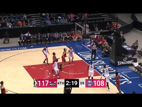 Antonio Blakeney 41 points Highlights vs. Long Island Nets