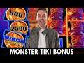 MONSTER Tiki Bonus 🔥 Rocky Gap Casino in Maryland #ad ...