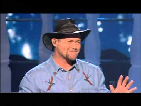 Justin Standley - Live Show 1 - The X Factor Australia 2012 - Top 12 [FULL]