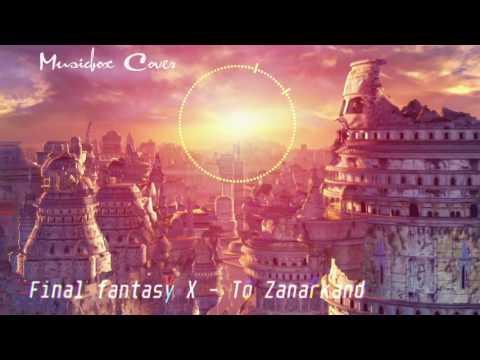 [Music box Cover] Final Fantasy X - To Zanarkand