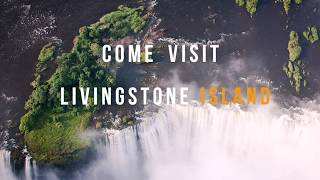 Livingstone Island, The Best Way To Experience Victoria Falls