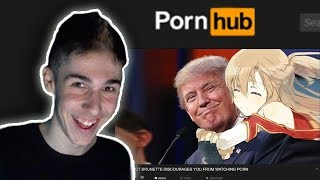 I Posted an Anti-Porn PSA on PornHub