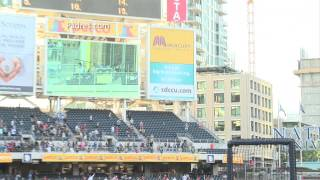"""Bombers Event 2014 Stadium Power Tour at Petco Park"" 1409  Act 4"