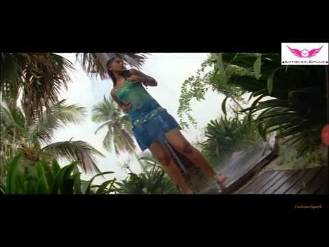 Anushka shetty hot bikini beach song