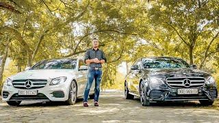 Mercedes E300 NHẬP ĐỨC và LẮP RÁP VN khác nhau như thế nào | XE HAY