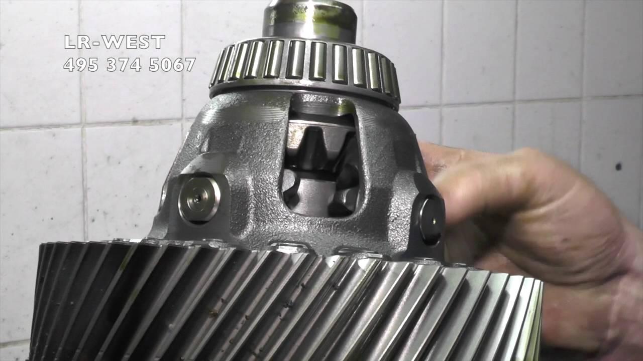 Ремонт двигателя 5.0 SC на Рендж Ровер, еще раз про цепи ГРМ