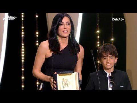 """Le Prix du Jury est attribué à """"Capharnaüm"""" de Nadine Labaki - Cannes 2018"""