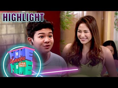 Rence starts courting Jhen with the help of the Barako Boys | HSH Extra Sweet