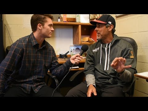 Chris Possemato--Torrey Pines Pitching Coach Interview