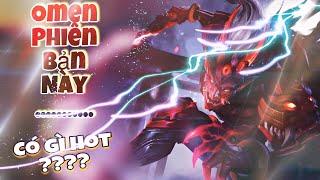 LIÊN QUÂN MOBILE | Liệu Omen Quỷ Nguyệt Tướng có còn chỗ đứng ở Lane Tà Thần? Chiến thuật X2 Vàng!