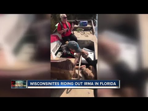 Milwaukee-area team headed to Florida to rescue animals after Hurricane Irma