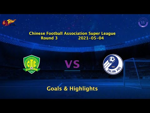 Beijing Guoan Dalian Pro Goals And Highlights