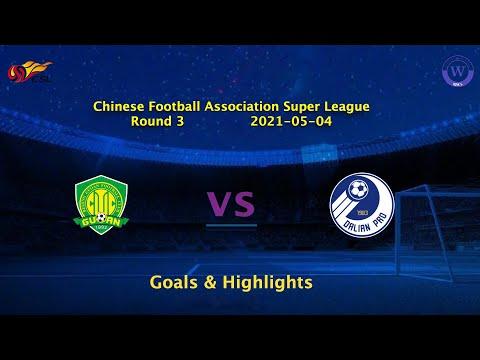 Beijing Guoan Dalian Pro Goals And Highlights
