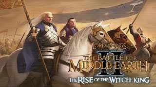 The Battle for Middle-Earth II: The Rise of the Witch-King - Epilogue Walkthrough HD [Hard]