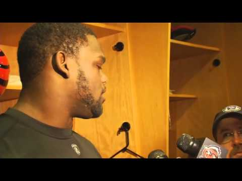 Geno Atkins talks about Bengals in 2013