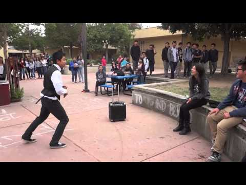 Henry Mak - Dance Promposal [Chris Brown - Gotta Be Your Man] 2013 SGHS