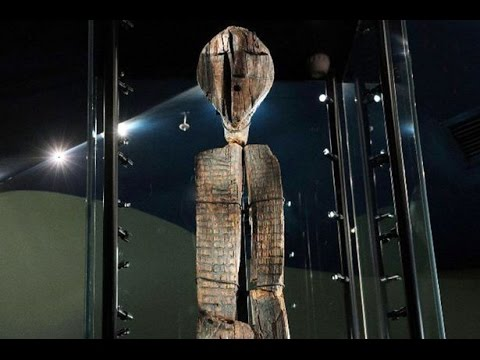 Ancient Russian Statue Twice as Old as Pyramids