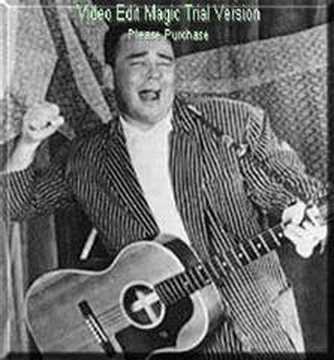 The Big Bopper - Walking Through My Dreams