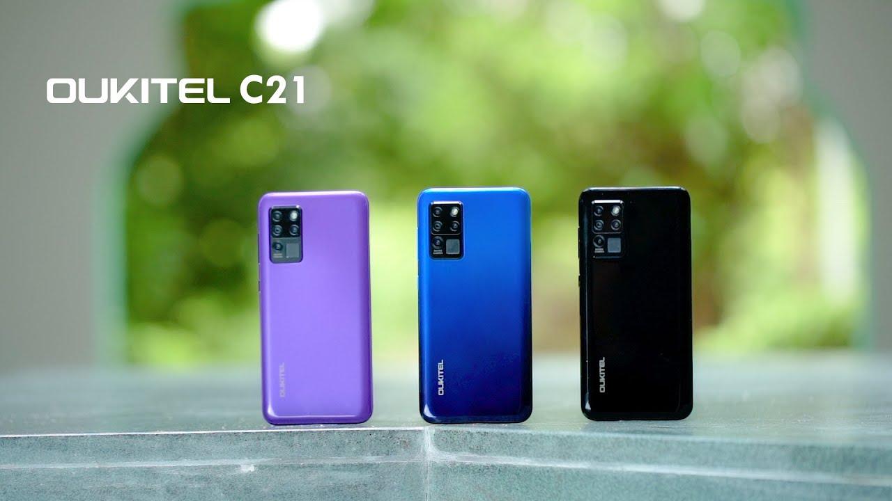 OUKITEL C21 First Impression: Pro Cameras, Max Speed