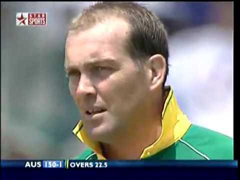World Record 438 Match South Africa vs Australia  part 1 Australia batting