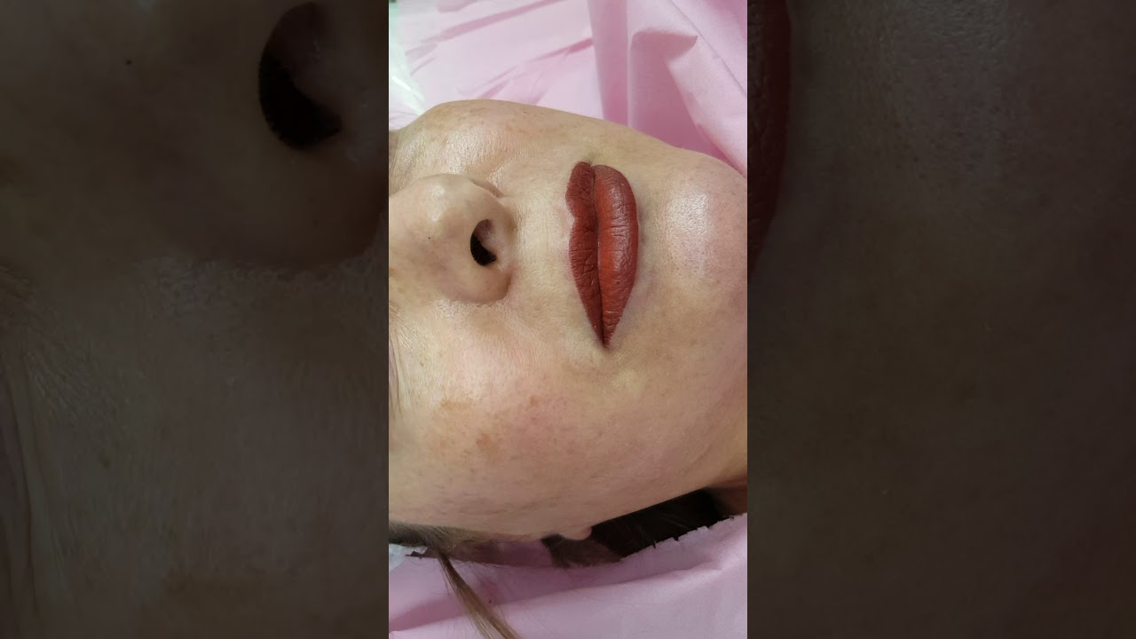 Fresh Lips Permanent Makeup Cosmetic Tattoo by El Truchan @ Perfect Definition