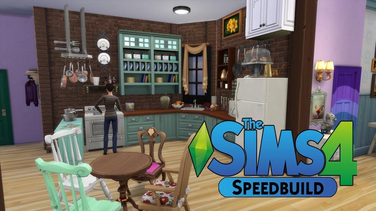 Monica Rachel S Apartment Friends The Sims 4