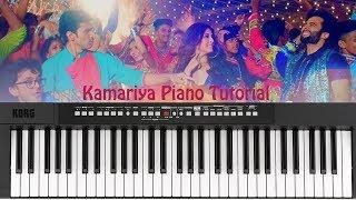 Gambar cover Kamariya – Mitron   Piano/Keyboard Tutorial - Pethal Purma Pavo Vagyo Dandiya Song