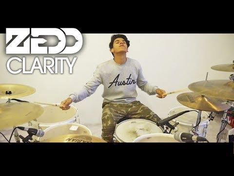ZEDD - Clarity ft Foxes  | Drum Remix (COVER)