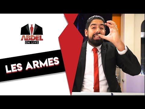 Download Youtube: Abdel en live 👔 Les Armes