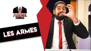 Abdel en live  I  Les Armes