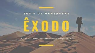 Série Êxodo  Êxodo 12.29-36  