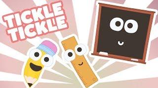 Tickle Tickle Song 5 | Nursery Rhymes Songs | Cartoons for Kids | Baby Songs