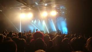 Architects - Downfall (Live at Manchester 12/11/16)