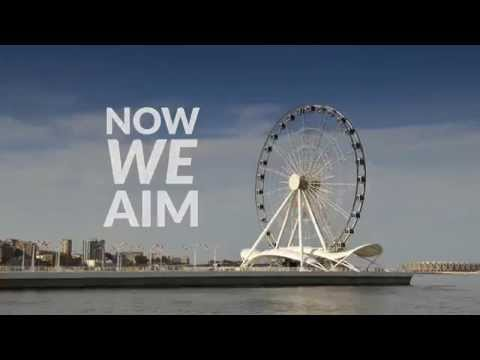 AIESEC in Azerbaijan 11th National Conference opening video