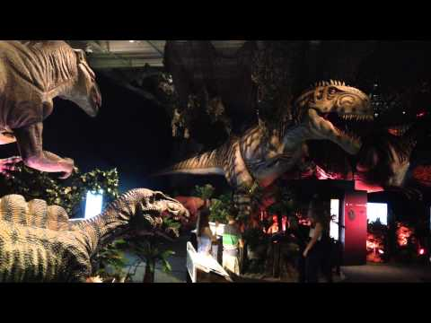 Dinosaur Discovery: Lost Creatures of the Cretaceous @ the Queensland Museum (Part 1)