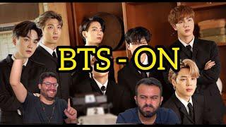 BTS (방탄소년단) 'ON' Kinetic Manifesto Film : Come Prima reactio…