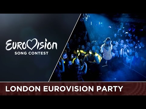London Celebrates Together With The Participants Of The 2016 Eurovision Song Contest