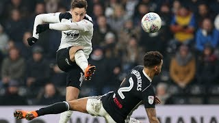 SHORT MATCH HIGHLIGHTS | Derby County Vs Fulham