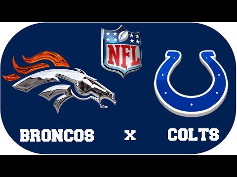 BRONCOS vs COLTS - NFL SEASON 2014/2015 Sep/07 / Temporada 2014/2015