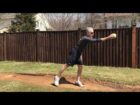 Softball Pitching Mechanics: Spin Rate & Release