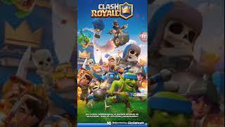 Mi terce video de clash royal arena 3 y 4
