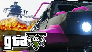 Grand Theft Auto 5 Online - BOUNTY HUNTED - (GTA 5) - PC Gameplay Episode 4