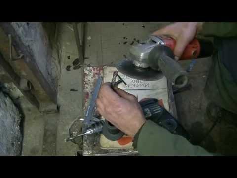 Как сделать циркулярную пилу из дисковой пилы