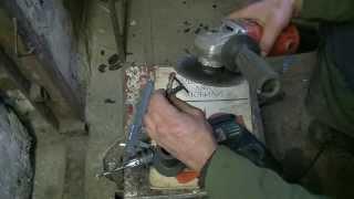 видео Сверла для высверливания сварки своими руками